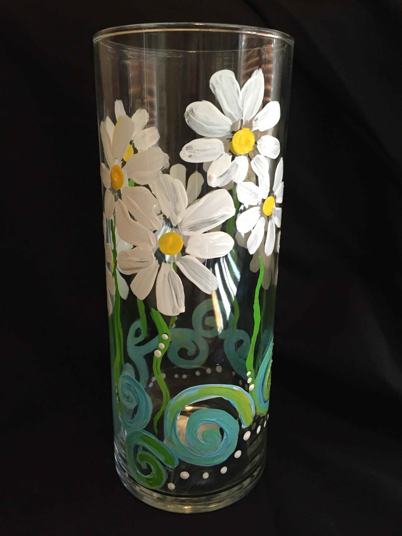 Daisy Vase