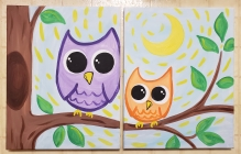 OWL partner painting